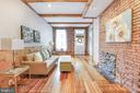 Entertainment Sized Living/Dining Area - 21 E SOUTH ST, FREDERICK