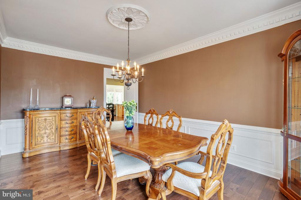 Formal Dining Room - 6809 CLIFTON GROVE CT, CLIFTON