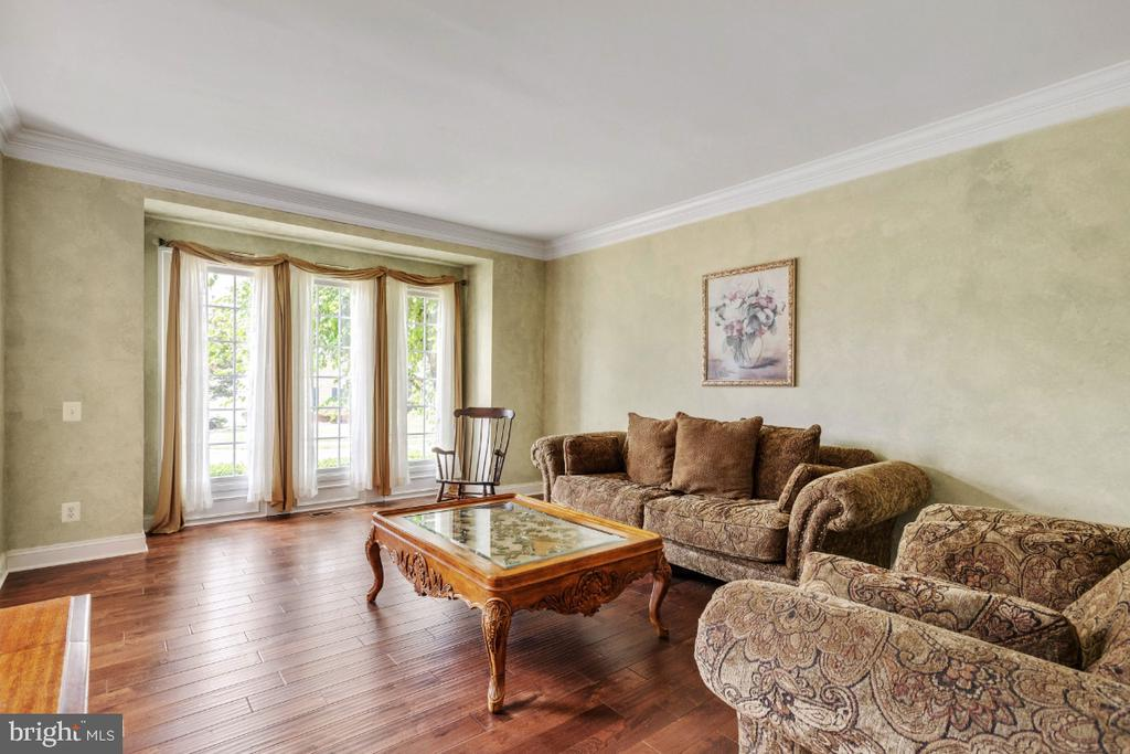 Large Formal Living Room - 6809 CLIFTON GROVE CT, CLIFTON