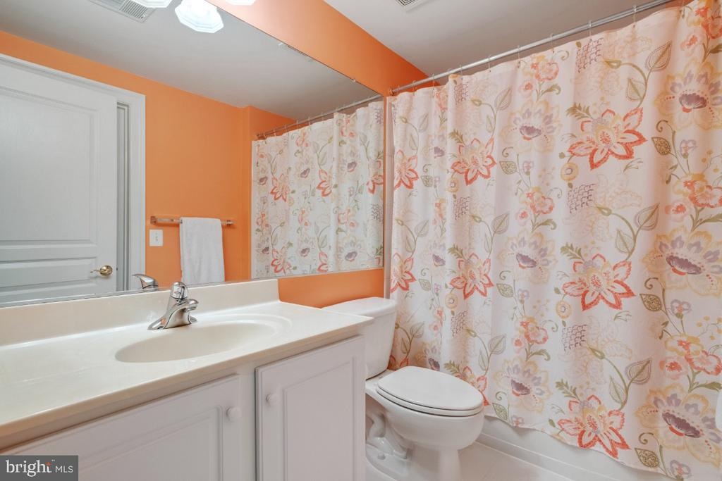 Full Bathroom on the Lower Level - 6809 CLIFTON GROVE CT, CLIFTON