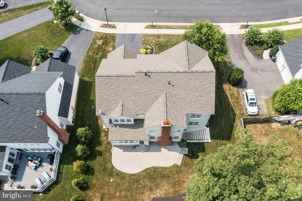 Aerial View - 6809 CLIFTON GROVE CT, CLIFTON