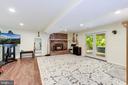 Recreation Room - 8104 FLOSSIE LN, CLIFTON
