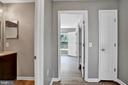 Upper Level Hallway! - 23114 BLACKTHORN SQ, STERLING