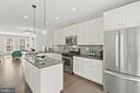 Kitchen - 256 BLUEMONT BRANCH TER SE, LEESBURG