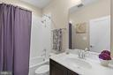 2nd full bathroom - 256 BLUEMONT BRANCH TER SE, LEESBURG