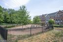 Dog park in the community - 256 BLUEMONT BRANCH TER SE, LEESBURG