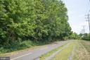 W&OD Trail is right next to Crescent Place - 256 BLUEMONT BRANCH TER SE, LEESBURG