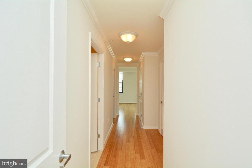 Hallway - 1830 FOUNTAIN DR #1208, RESTON