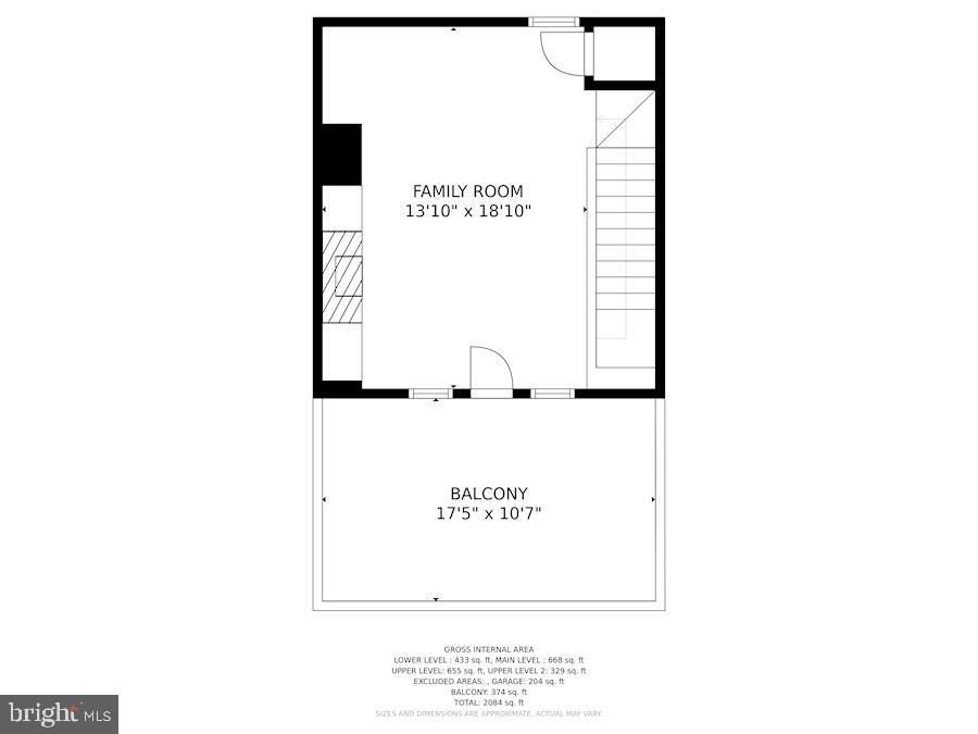Fourth Level Loft - 12079 CHANCERY STATION CIR, RESTON