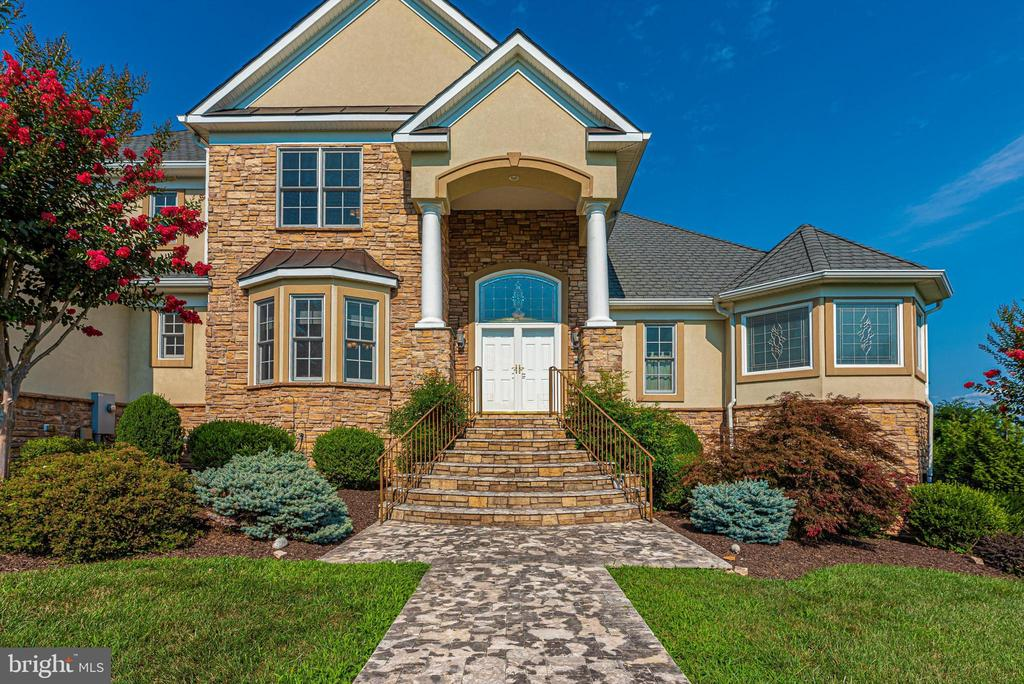 Palatial Entrance - 7525 OLD RECEIVER RD, FREDERICK