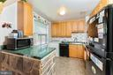 Kitchen - 4800 FLOWER LN, ALEXANDRIA