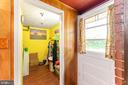 Utility room - 4800 FLOWER LN, ALEXANDRIA