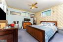 Primary bedroom - 4800 FLOWER LN, ALEXANDRIA