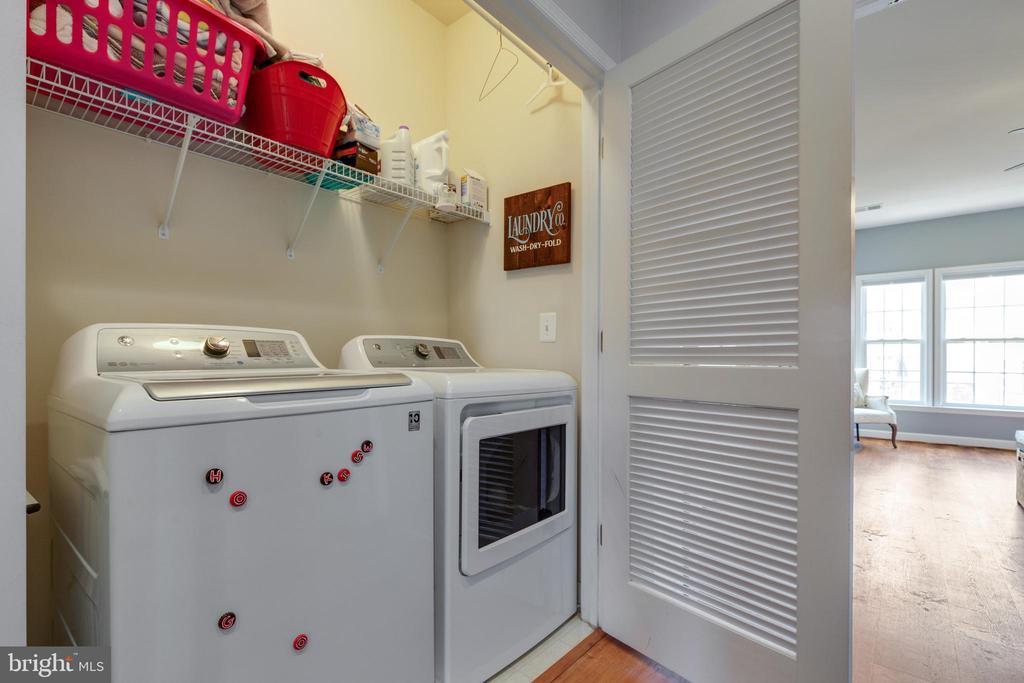 Upper Level Laundry - 43813 LEES MILL SQ., LEESBURG