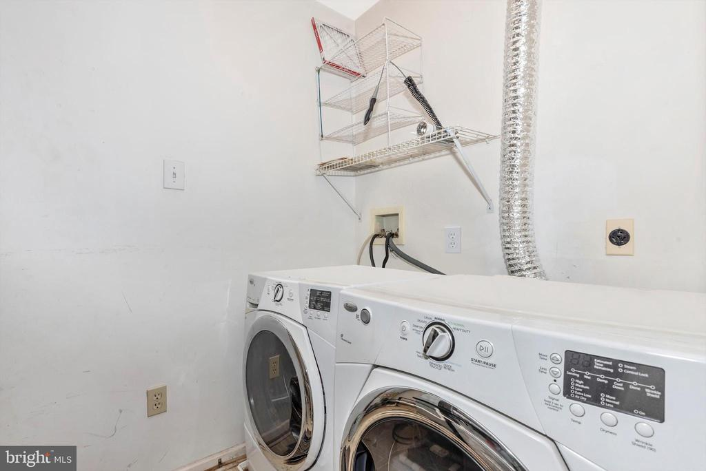 laundry room - 5188 DUKE CT, FREDERICK