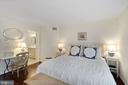 Master Bedroom Suite fits a Full King Size Bed - 12079 CHANCERY STATION CIR, RESTON