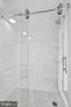 Gorgeous Sliding Shower Door & Subway Tiles - 12079 CHANCERY STATION CIR, RESTON