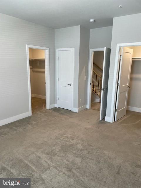 BEDROOM #2 TWO WALK IN CLOSETS - 1955 ROLAND CLARKE PL #29, RESTON