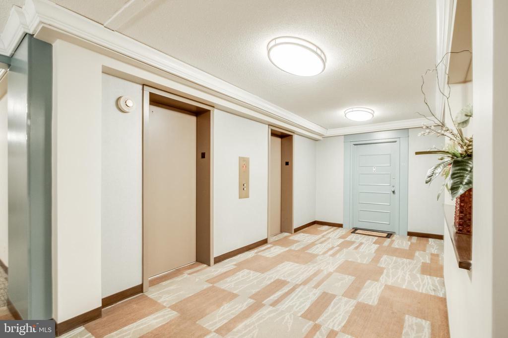 Elevators - 307 YOAKUM PKWY #1726, ALEXANDRIA