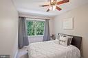 Third bedroom - 11736 ROCKAWAY LN #101, FAIRFAX