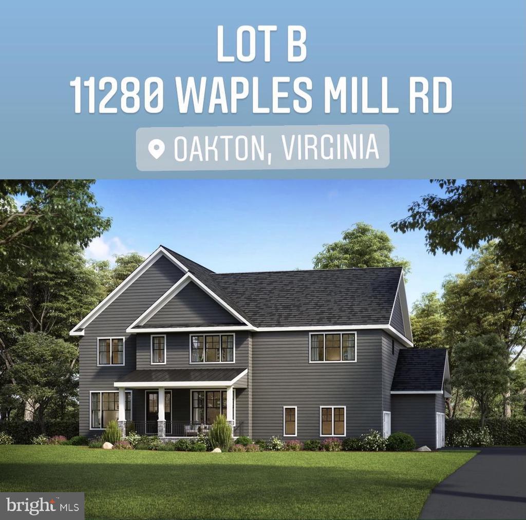 LOT B - 11280 WAPLES MILL - 11280 WAPLES MILL RD, OAKTON