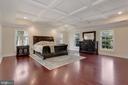 COFFERED Ceiling, Hardwood floors! - 11400 ALESSI DR, MANASSAS