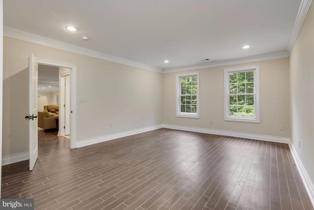 SECONDARY BEDROOM in the Basement. - 11400 ALESSI DR, MANASSAS