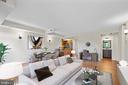 Living Area with Bonus Office Space - 2400 CLARENDON BLVD #316, ARLINGTON