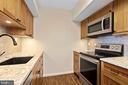 Upgraded Kitchen - 2400 CLARENDON BLVD #316, ARLINGTON