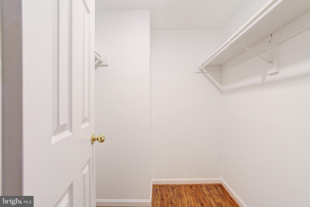Walk-In Closet - 2400 CLARENDON BLVD #316, ARLINGTON
