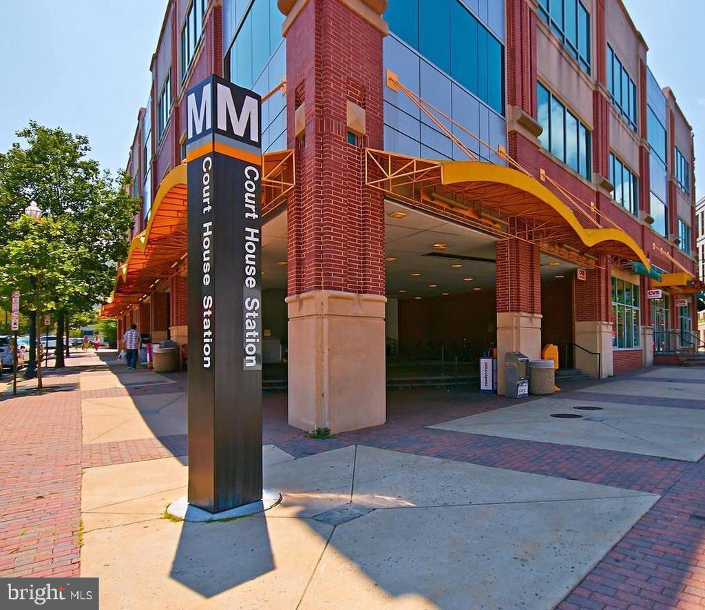 Courthouse Metro - 2400 CLARENDON BLVD #316, ARLINGTON
