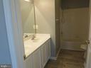 Hall bath - 11139 EAGLE CT, BEALETON
