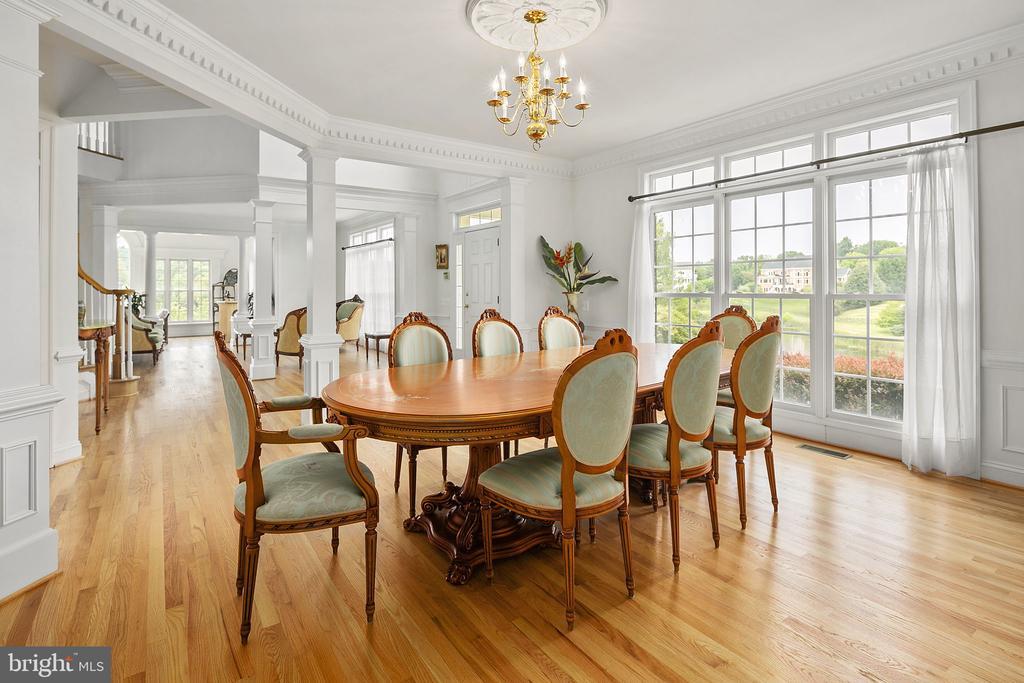 Formal Dining Room - 2792 MARSHALL LAKE DR, OAKTON