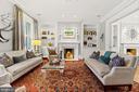 Living room - 3026 P ST NW, WASHINGTON
