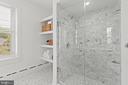 Fourth bathroom - 3026 P ST NW, WASHINGTON