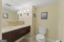 Powder room - 3026 P ST NW, WASHINGTON