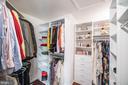 Very Deep and Large Closet - 23084 PECOS LN, BRAMBLETON