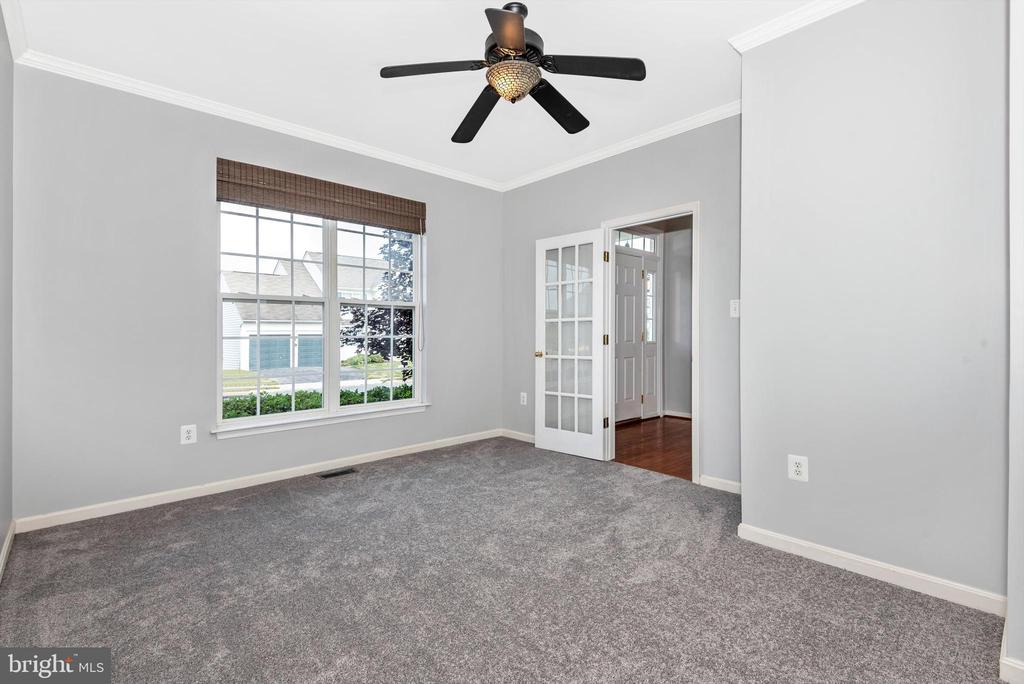 Office w/ French Doors - 303 TIGER WAY, BOONSBORO