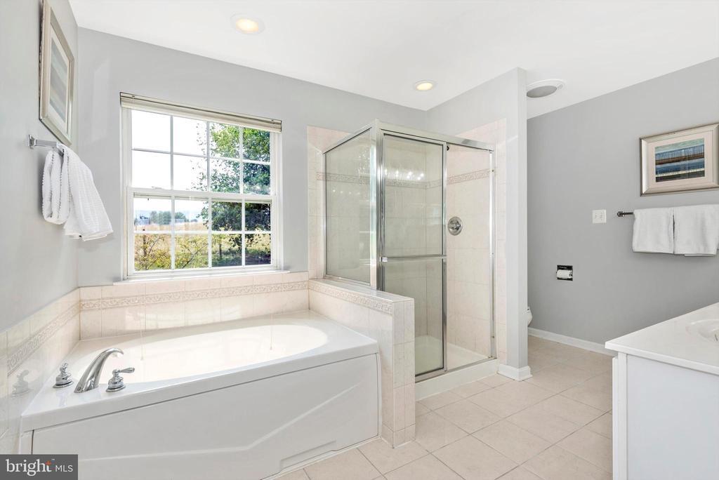 Primary Bath w/ Soaking Tub - 303 TIGER WAY, BOONSBORO