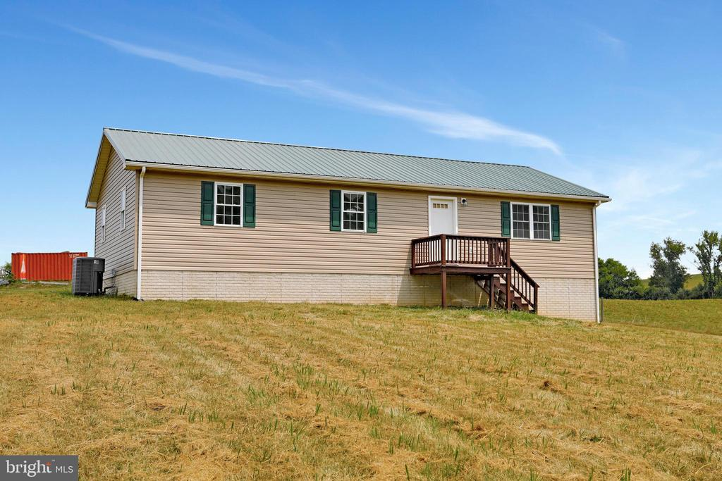 Built in 1999 but is being completely remodeled. - 857 MT HAMMOND, CHARLES TOWN