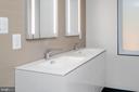 European style wall mounted vanities - 1120 GUILFORD CT, MCLEAN