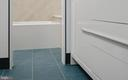 Pocket door for tub area - 1120 GUILFORD CT, MCLEAN