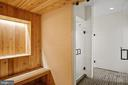 Sauna large area - 1120 GUILFORD CT, MCLEAN