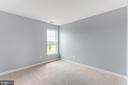 Generous size 2nd bedroom - 11139 EAGLE CT, BEALETON