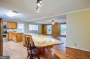 Kitchen Dining Bar - 15060 LESTER LN, MILFORD