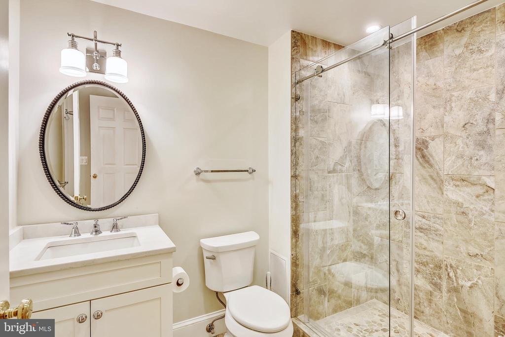 Lower level bath - 3038 N PEARY ST, ARLINGTON