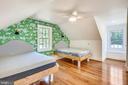 4th level bedroom - 3038 N PEARY ST, ARLINGTON