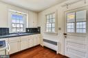 kitchen - 114 S BUCKMARSH ST, BERRYVILLE
