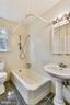 main level full bath - 114 S BUCKMARSH ST, BERRYVILLE