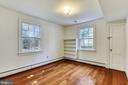 main level bedroom 1 - 114 S BUCKMARSH ST, BERRYVILLE